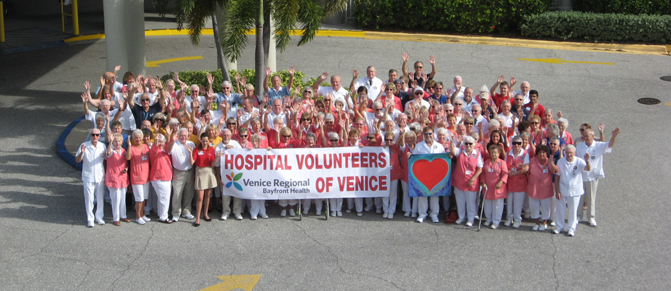 Hospital Volunteers Today